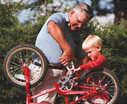 A Grandfatherly Legacy of Wisdom