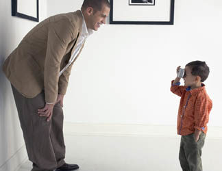Divorced Dads: Have a Conscious Commitment