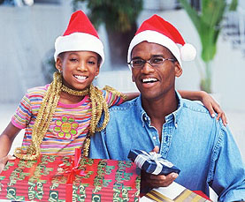 3 Holiday Tips for Single Dads