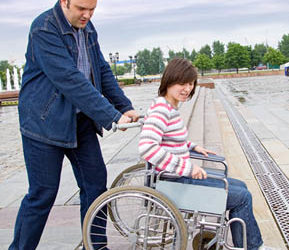 Accepting a Disabled Child: A Message of Hope