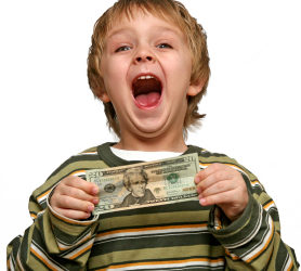 Does Your Child Think Money Grows on Trees?