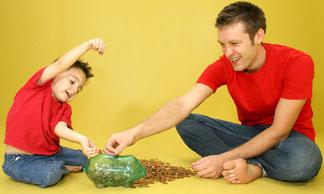 Ways to Teach Children about Saving Money