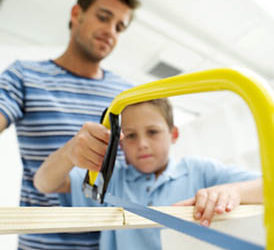 'Rules Not Learned in School' Create Opportunities to Be a Good Dad
