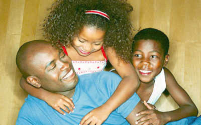 First Hero, First Love: A Dad's Role for Sons and Daughters