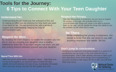 6 Tips to Connect With Your Teen Daughter
