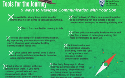 9 Ways to Navigate Communication with Your Son