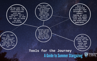 NCF's Guide to Summer Stargazing