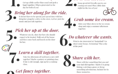 10 Ways to Date Your Daughter
