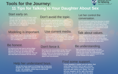 11 Tips for Talking to Your Daughter About Sex