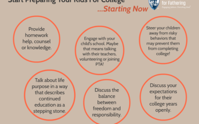 Start Preparing Your Kids for College