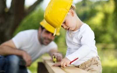 "How to ""Build"" a Better Dad: Invest in Your Sons"