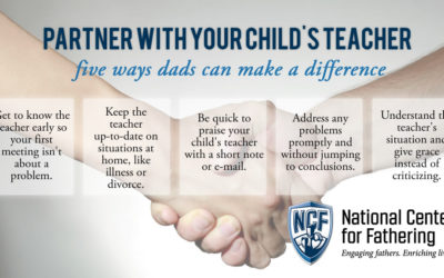 Partner With Your Child's Teacher