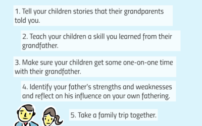 "5 Ways to Tap into the ""Grandfather Resource"""