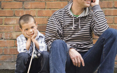 Are You a Multi-tasking Dad?