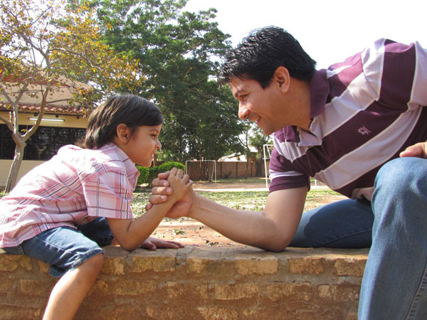 5 Tips: Social Distance Can Mean More Father Involvement