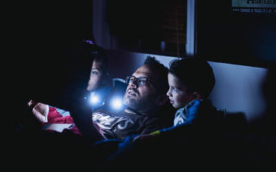 Bedtime Joys & Opportunities for Dads