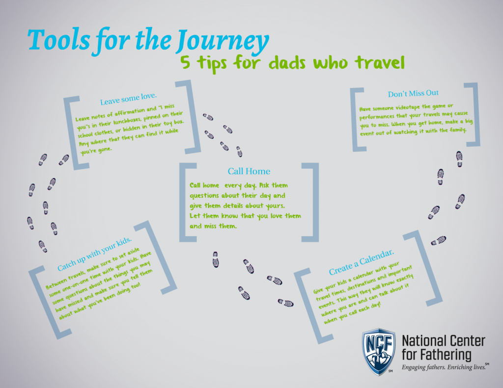 5 Tips for Dads Who Travel