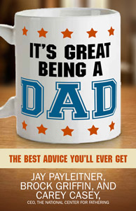 It's Great Being a Dad book