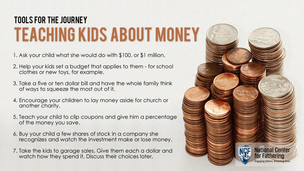 TFJ Teaching Kids about Money