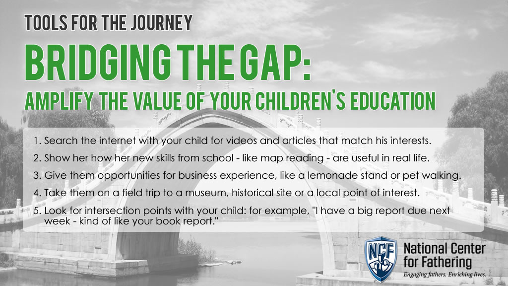 TFJ bridge the gap