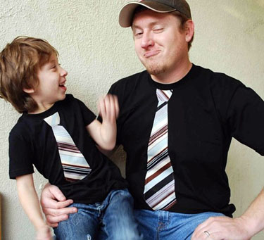 How to Be a Father Things Dads Wear for their Kids